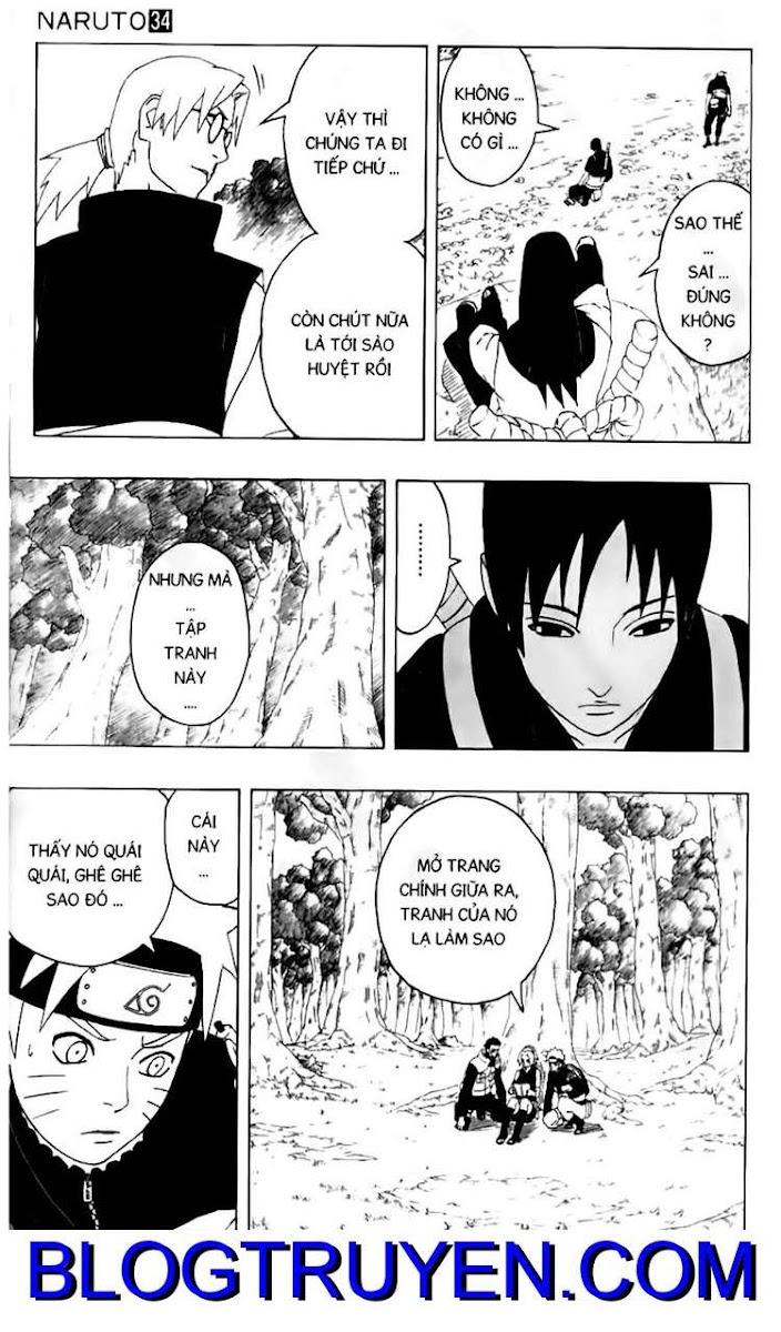 naruto 007, Naruto chap 300   NarutoSub