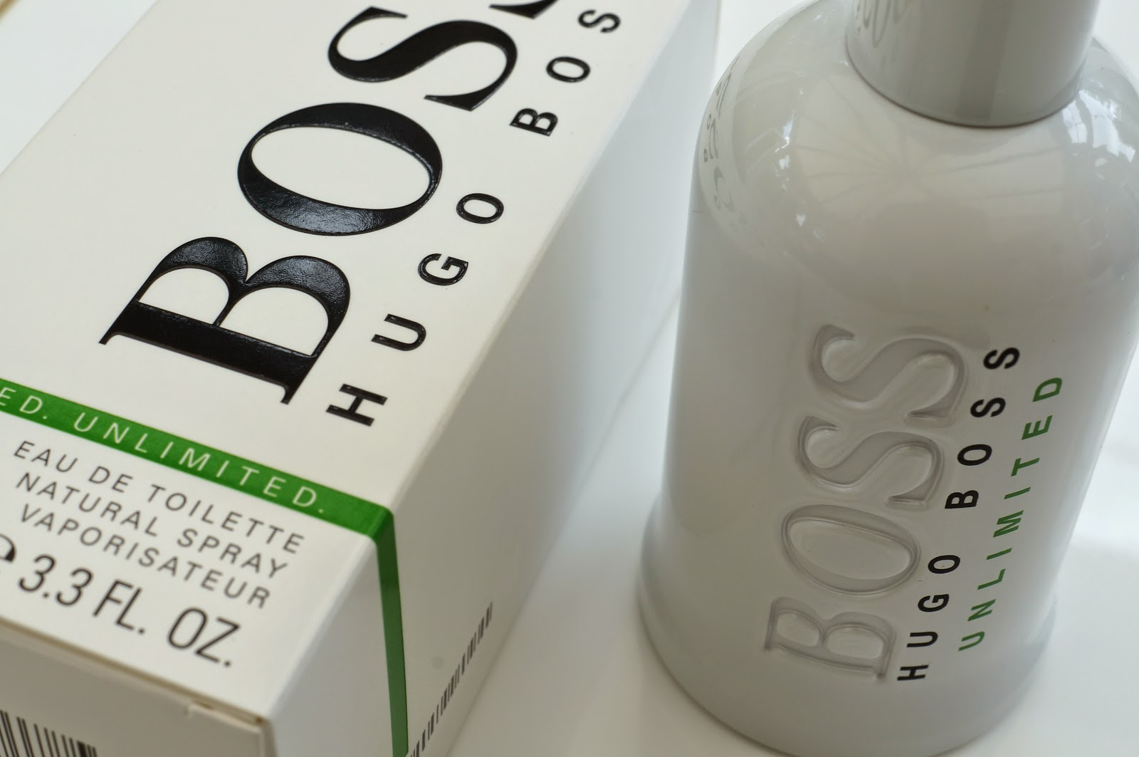 hugo boss unlimited eau de toilette