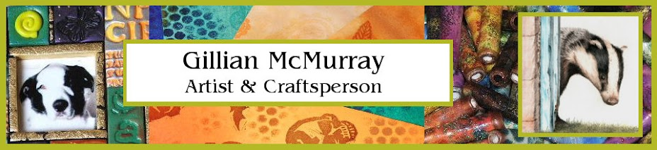 Gillian McMurray: Artist &amp; Craftsperson
