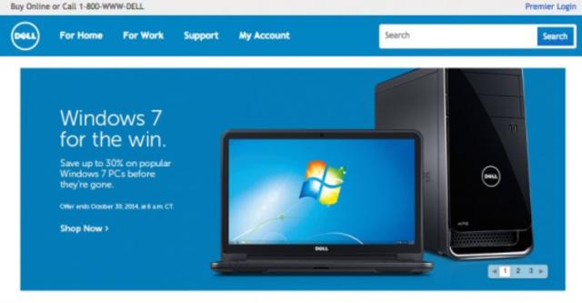 """Dell """"dìm hàng"""" Windows 8 trong ngày sinh nhật"""