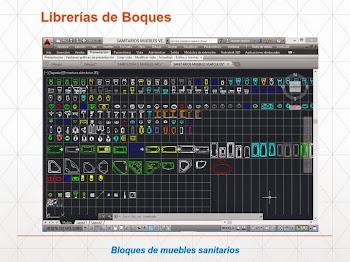LIBRERÍAS DE BLOQUES PARA INGENIERÍA CIVIL Y ARQUITECTURA