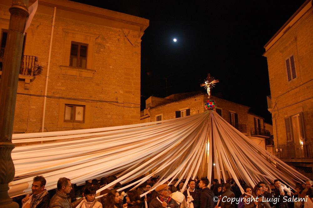 """""""Lu Signuri di li Fasci"""" in Piazza Municipio"""