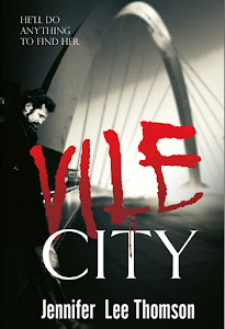 Vile City (Detective in a Coma Book 1)
