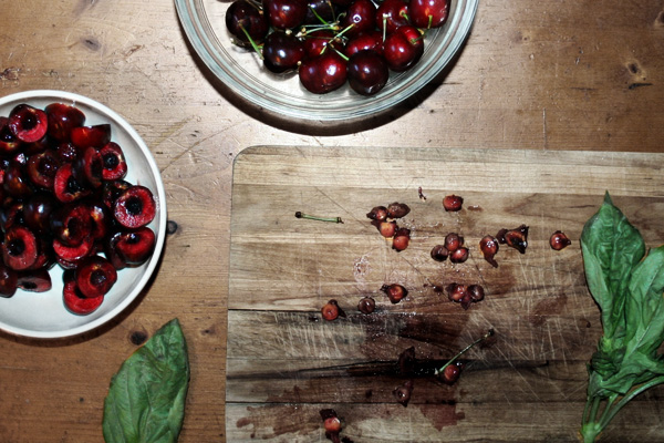 Design and Dishes: Drink | Bing Cherry Muddler