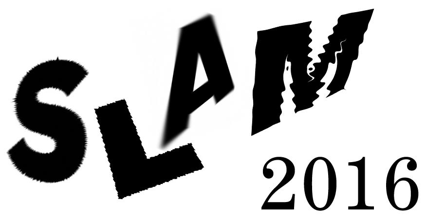 SLAM2016 - offizielle Website (Klick auf das Logo)