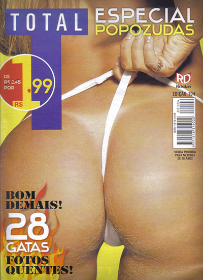 Especial Popozudas – Revista Total – Março 2009
