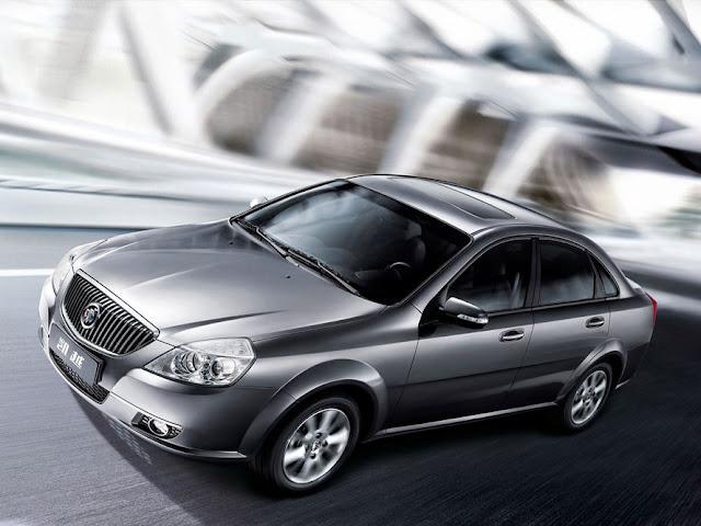 ビュイック・エクセル | Buick Excelle (2003-現行モデル)