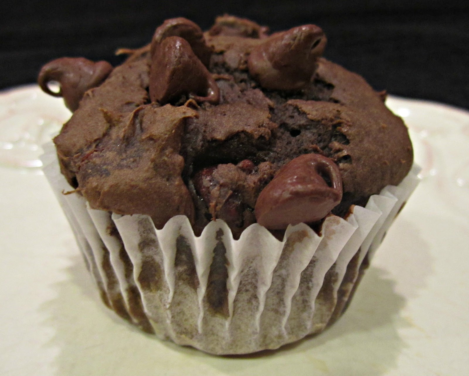 Our Bubble Life: Better for You Chocolate Cupcakes