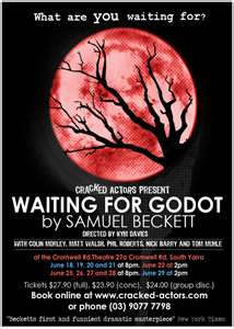 a literary analysis of waiting for godot