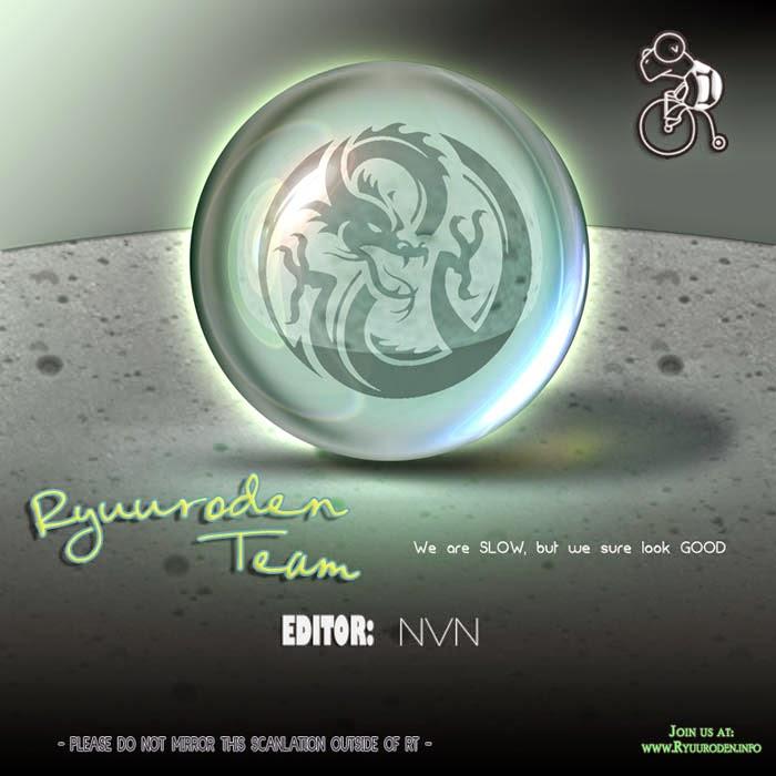 Chú Bé Rồng - Ryuuroden chap 60 - Trang 1