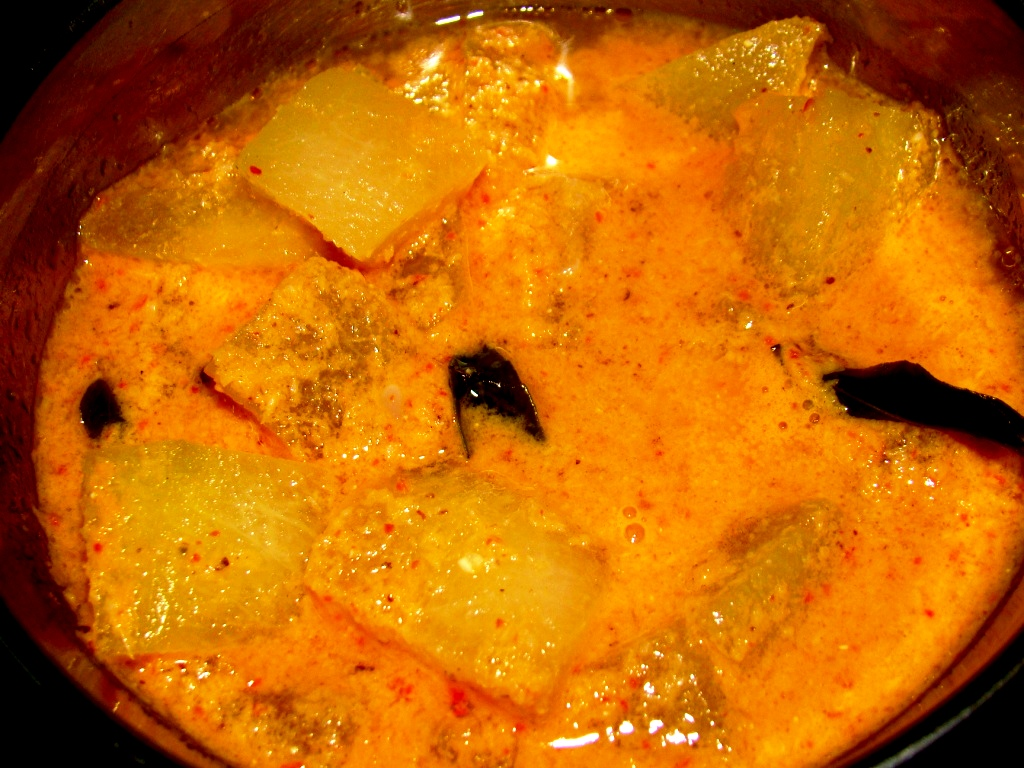 recipe: easy ndian-style pumpkin curry [35]