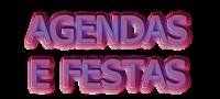 Agendas e Festas Clube