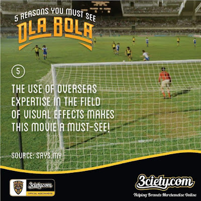 5 Reasons You Must See OLA BOLA