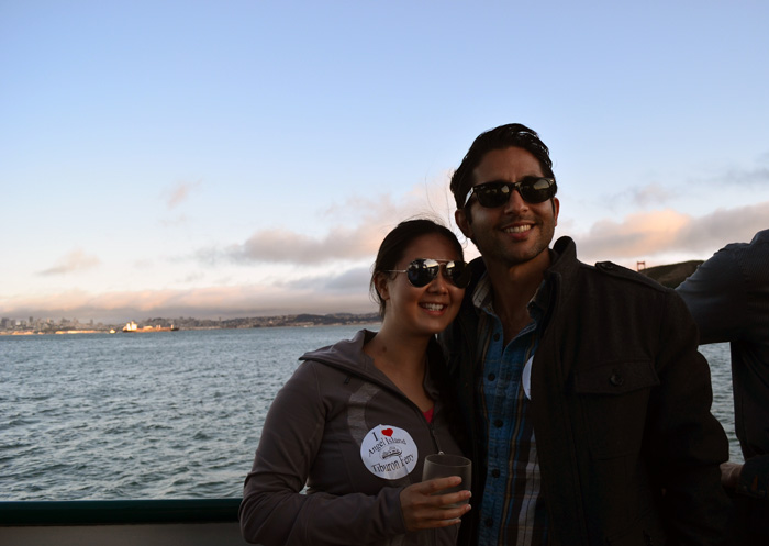 angel island boat ride