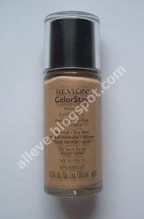 Revlon Color Stay-moje 3 grosze. ;)