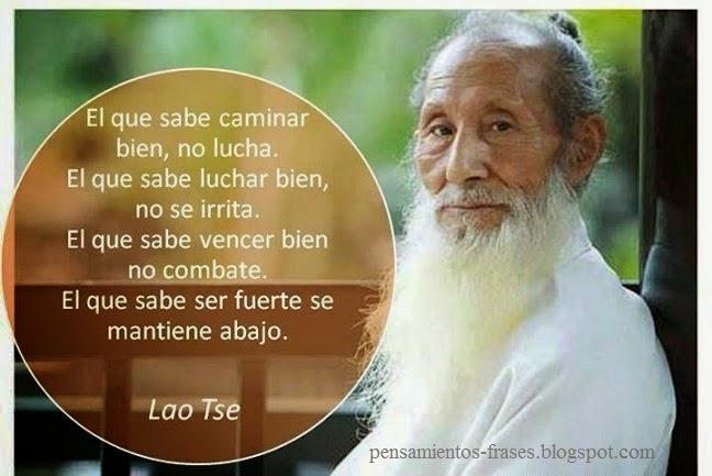 frases de Lao-Tsé