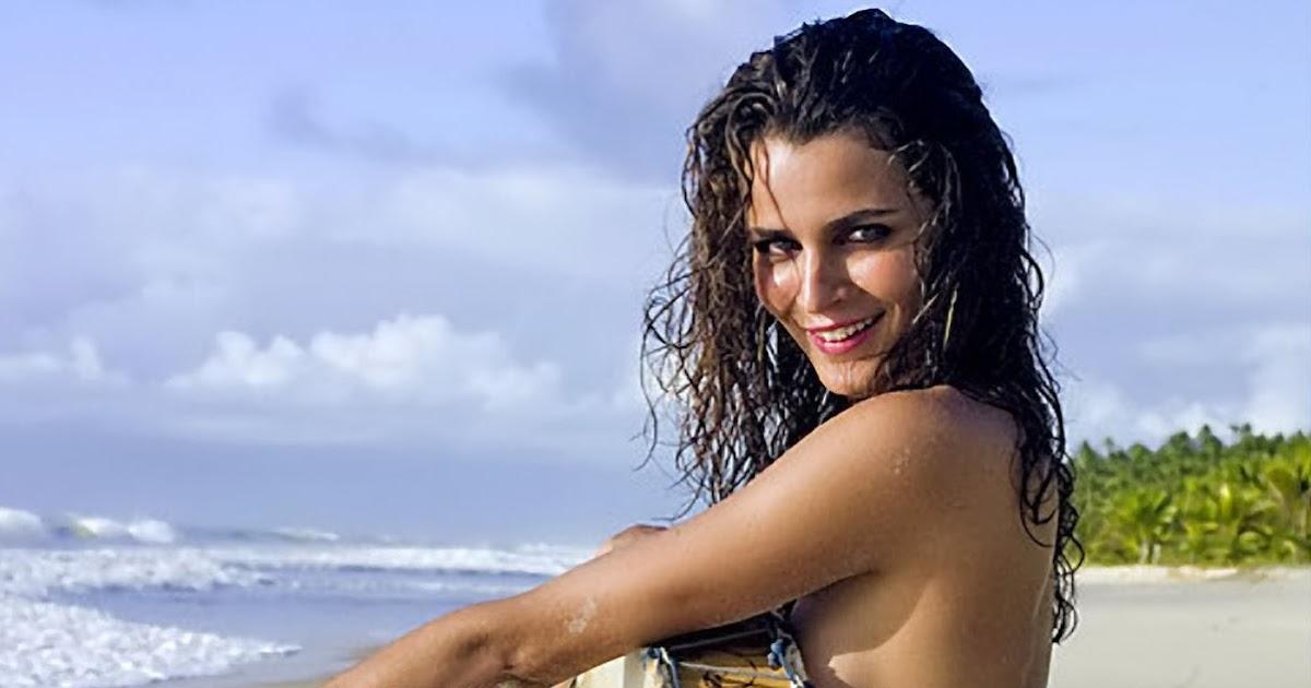 Fernanda Motta Nude Photos 27