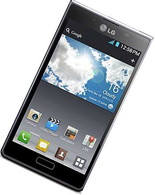 LG Optimus L7 P700 Mobile Phone