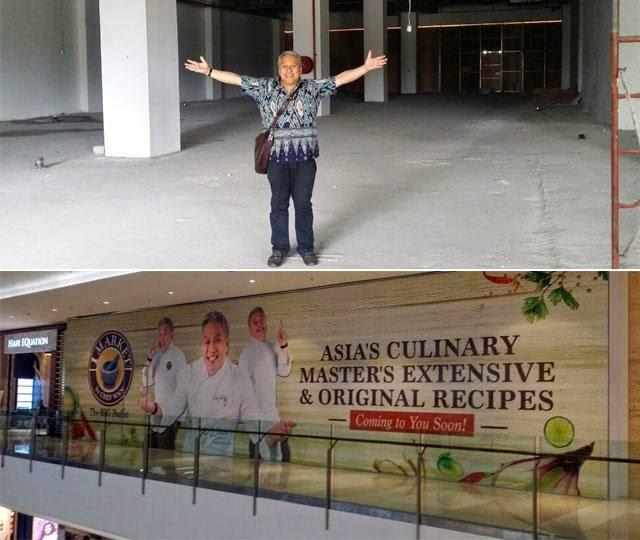 Chef Wan Dapat Tawaran Buka Restoran Francais