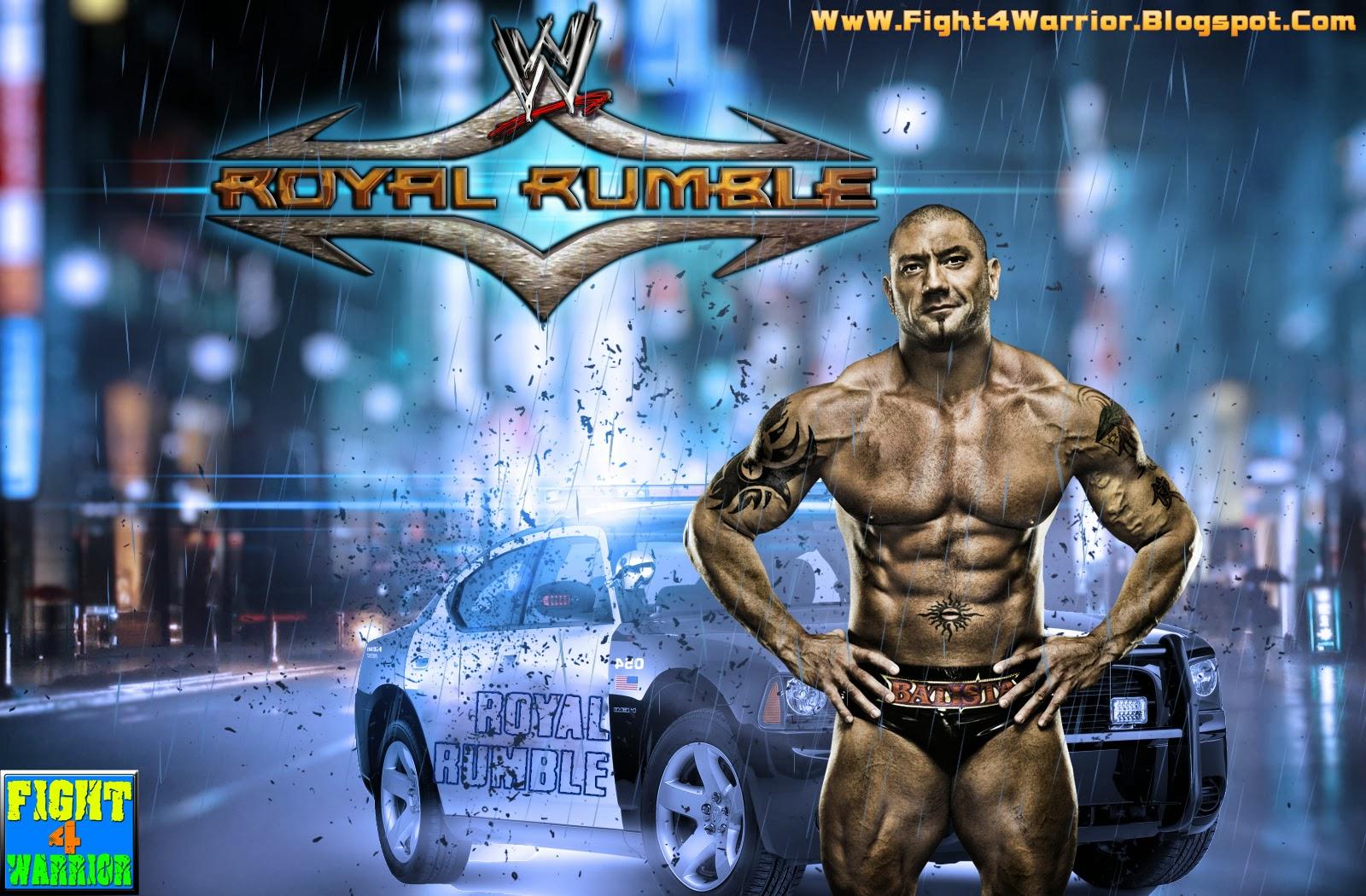 batista royal rumble 2...