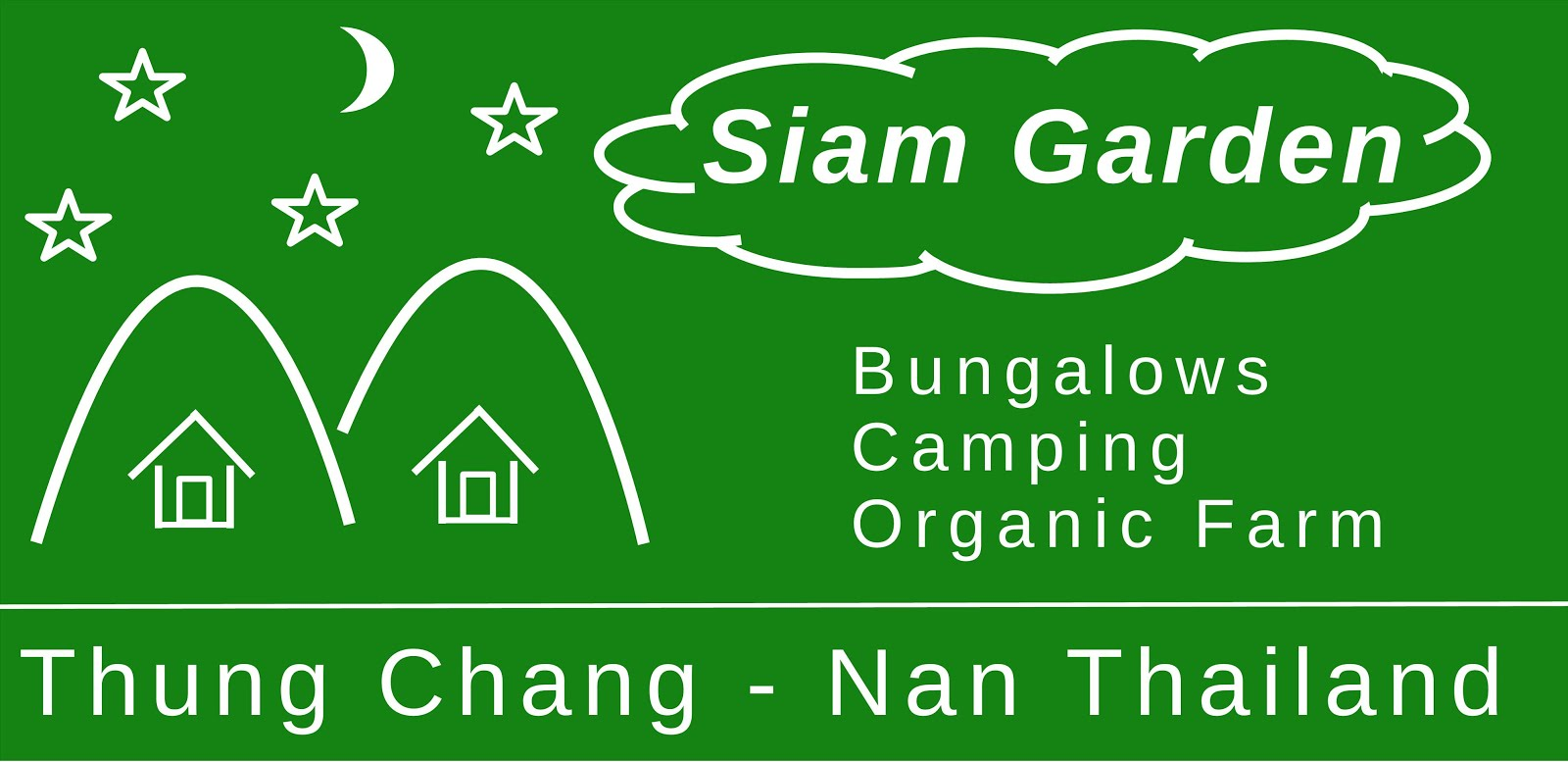 Nan Thailand - Siam Garden - Thung Chang