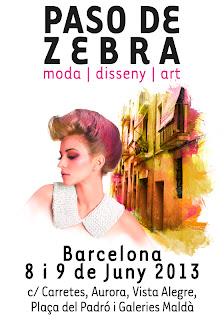 PASO DE ZEBRA FESTIVAL 8-9 JUNIO BARCELONA