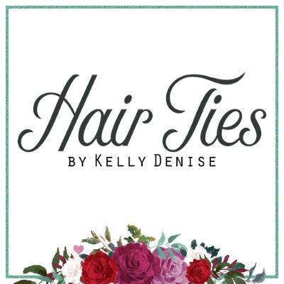 Facebook: Hair Ties by Kelly Denise (click picture)