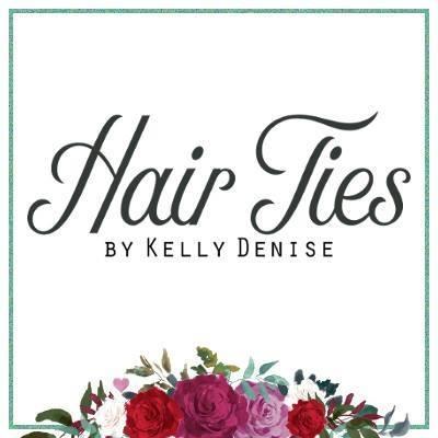 Hair Ties by Kelly Denise-Facebook