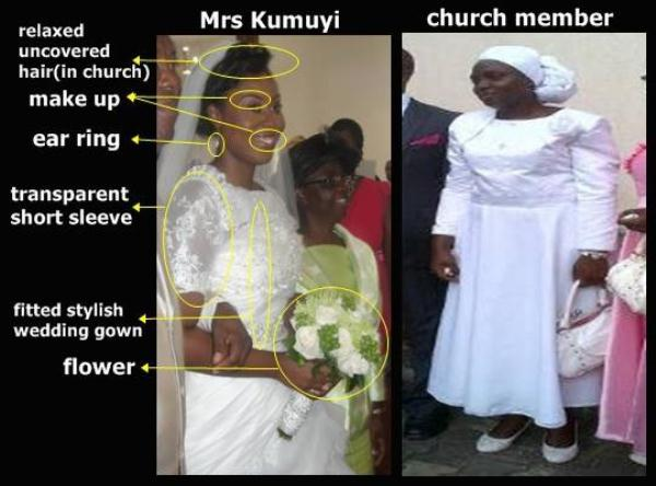 Controversy Trails Pastor Kumuyi's Son's Wedding