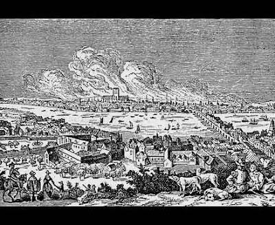 世界末日 史上十大凸槌預言 - 1666年倫敦大火