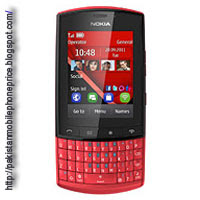 Nokia Asha 303 Price in Pakistan,Nokia Asha 303 Comes with Features 2
