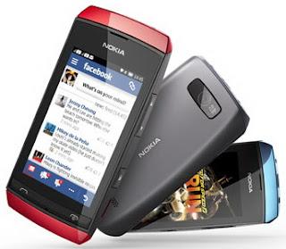 Spesifikasi Harga Nokia Asha 311
