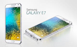 Formater Samsung Galaxy E7