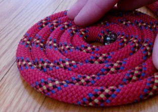 Trik Mengubah Tali menjadi Circle Crop / Formasi Bulat