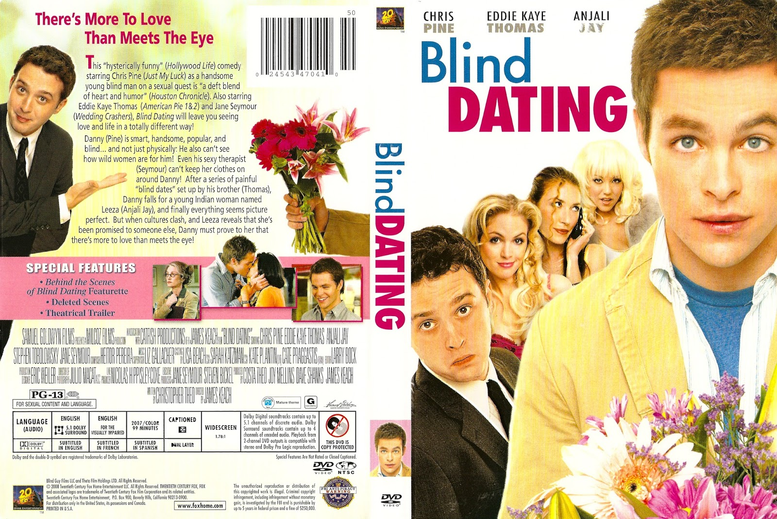 from Zaire blind dating dvdrip
