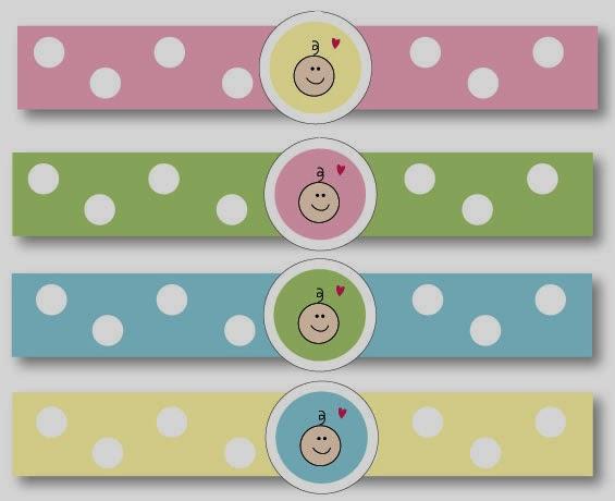 Baby Shower: tarjetas, imprimibles y etiquetas para imprimir ...