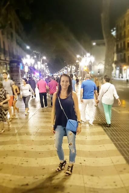 barcelona la ramla, blog la rambla, must have in barcelona, życie nocne w barcelonie, la rambla, polishgirl,lifestyle