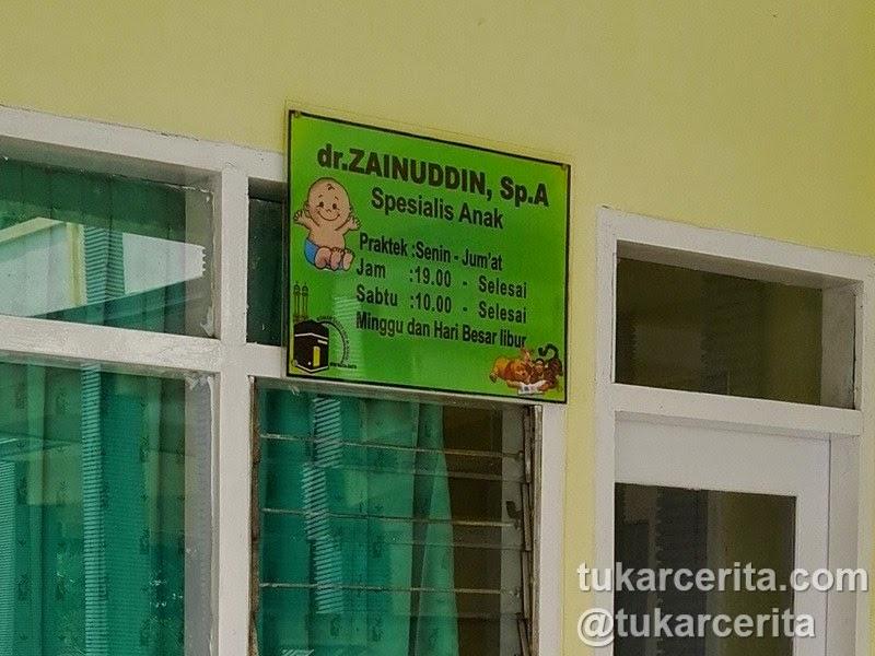 dr. Zainuddin Hamidi, Sp.A. RS Ibu dan Anak IPHI Kota Batu