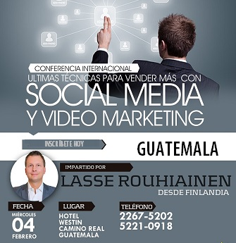 Taller Redes Sociales y Vídeomarketing
