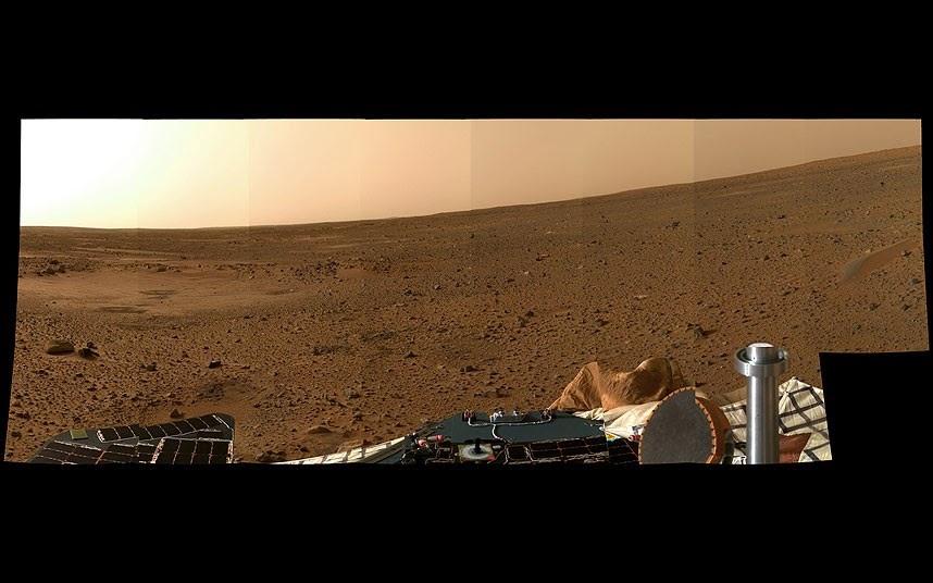 Indicios de vida em Marte confirmadas pela NASA