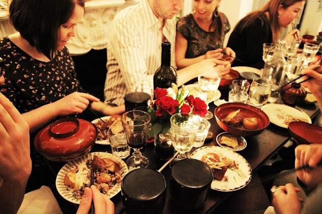 the ins & outs of supper club dining