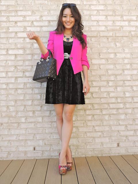 City Lights: Hot Pink, Velvet, Dior, and More!