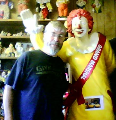 NaNoWriMo 2015 Research for YA Novel Roger and the Lightyear Mass in Tonopah NV Clown Motel