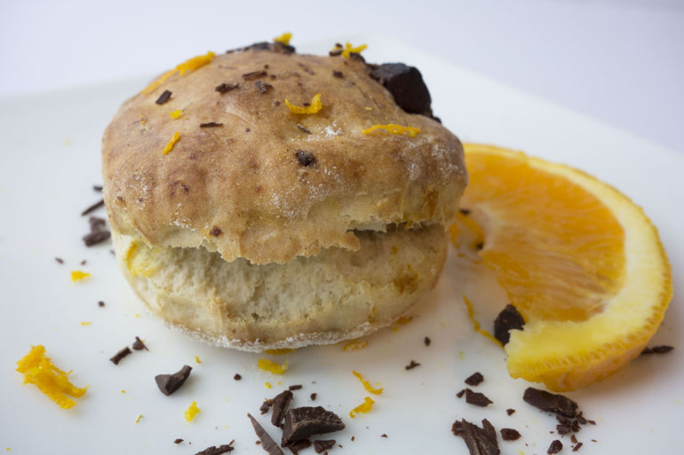 Rainy Sundays | Afternoon Tea Chocolate Orange Scone Recipes