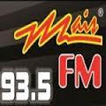 ouvir a Rádio Mais FM 93,5 Araguari MG
