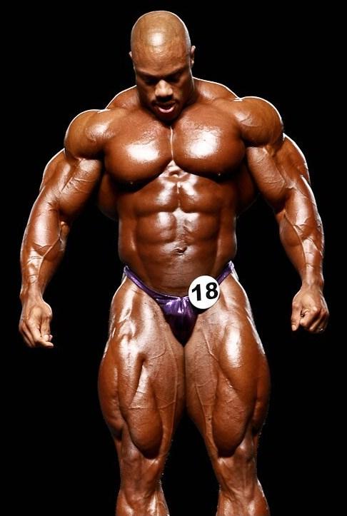 Bodybuilding Phil Heath Routine