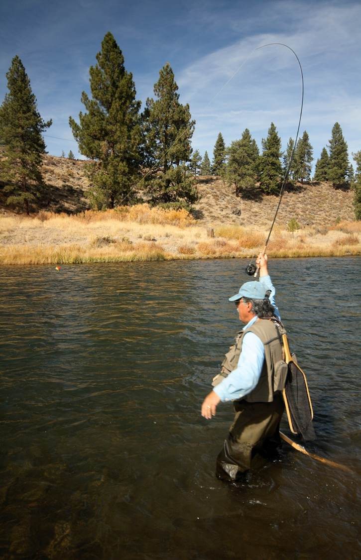 California Fly Fishing E Quickie Report 13