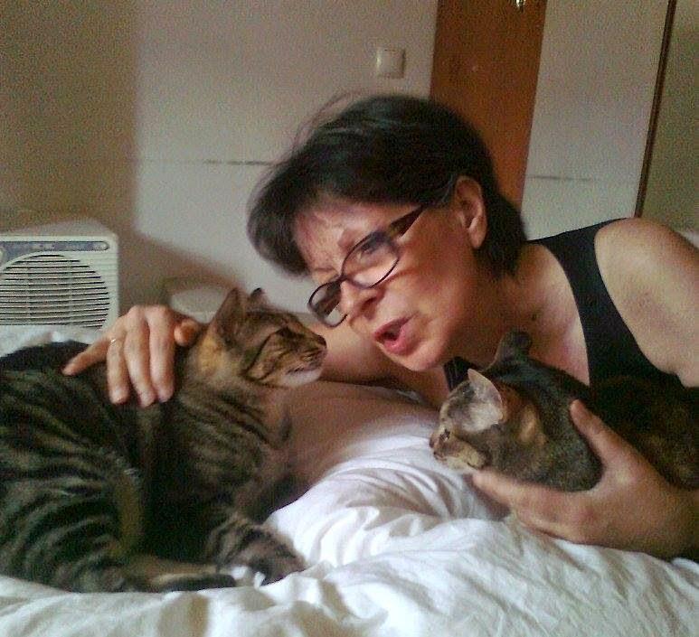 O meu Simão e a Nina...