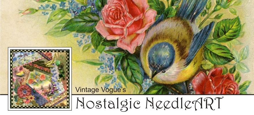 Nostalgic NeedleART