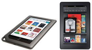 e-book readers Android devices